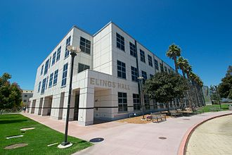 California NanoSystems Institute - Elings Hall, which houses the California NanoSystems Institute, UCSB