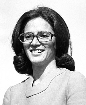 United States Senate election in New York, 1980 - Image: Elizabeth Holtzman