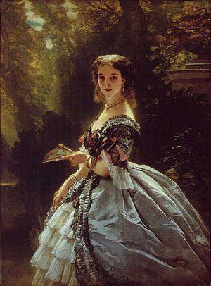 Elizabeth Trubetskaya - Elizaveta Esperovna