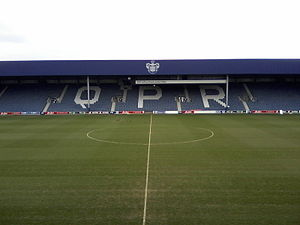 Loftus Road - The Ellerslie Road Stand at Loftus Road