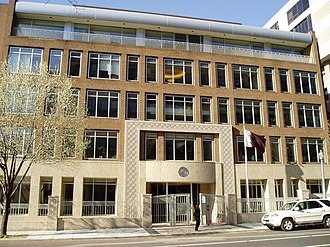 Foreign relations of Qatar - Embassy of Qatar in Washington, D.C.