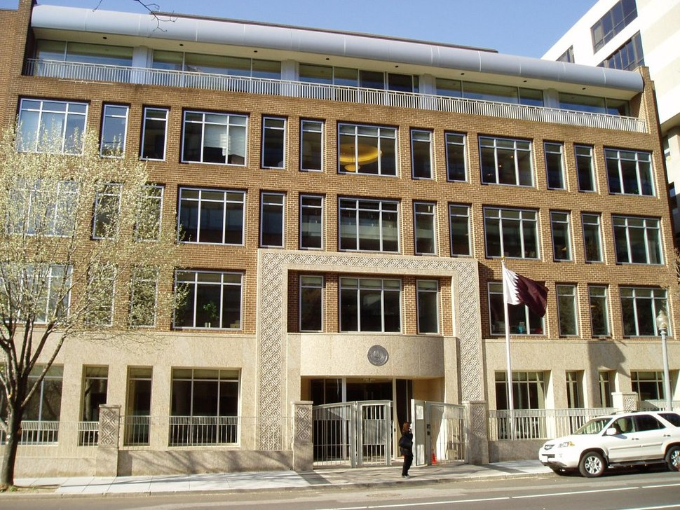 Embassy of Qatar, Washington, D.C.