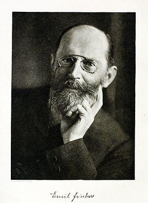 Euskirchen - Emil Fischer around 1914