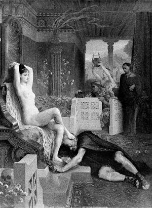 Circe - Lévy's 1889 Circé
