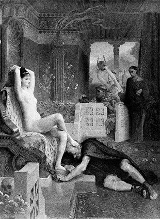 Circe - Émile Lévy's Circé (1889)