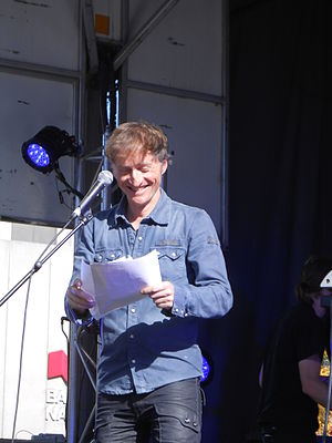 Schauspieler Emmanuel Bilodeau