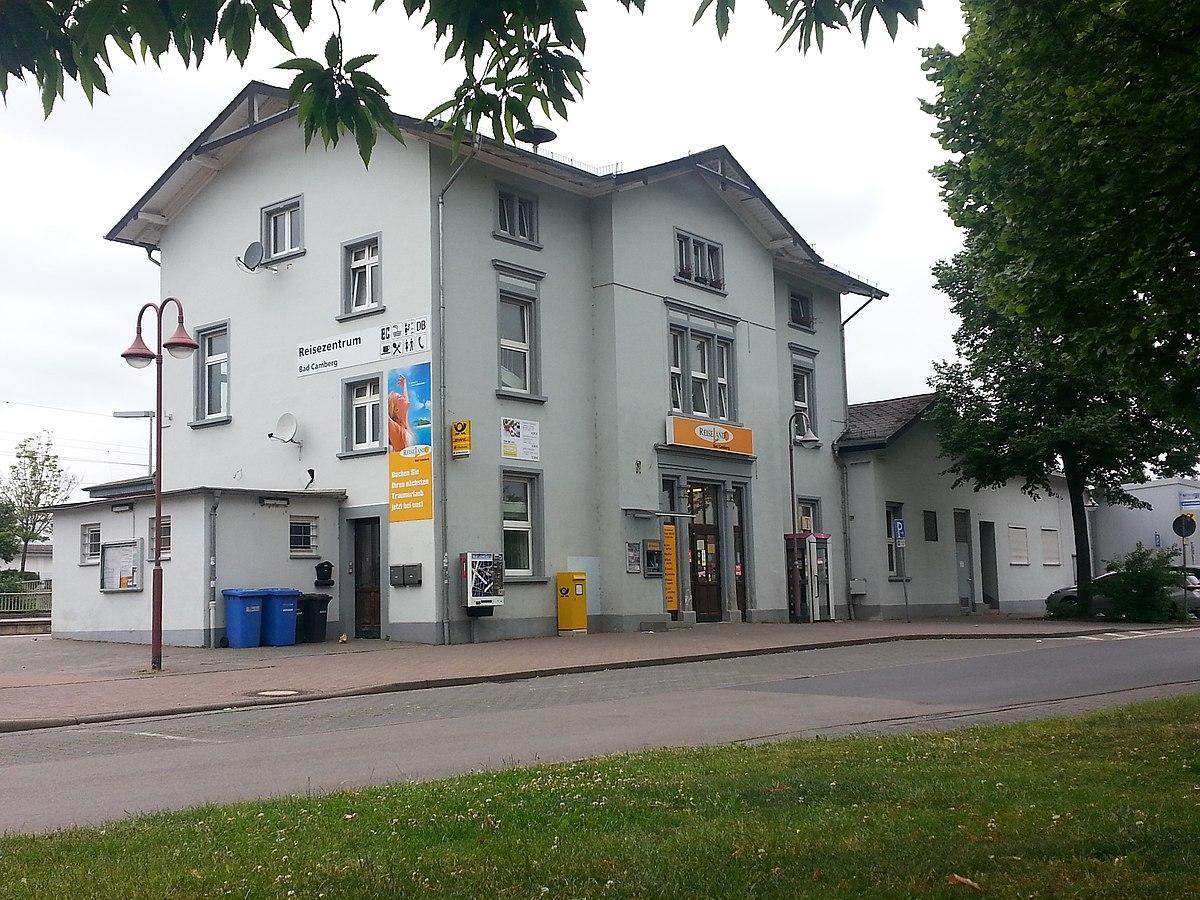Bahnhof Bad Camberg – Wikipedia
