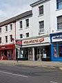 Empty Woolies store, Bridport - geograph.org.uk - 1447469.jpg