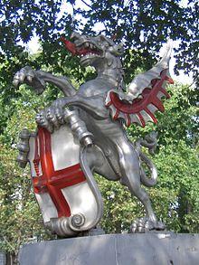 dragon boundary mark wikipedia