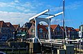 Enkhuizen - Harlingersteiger - View NW on Bocht.jpg