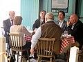 Enterprise and Business Committee visit to Lechwedd Slate Caverns 18-9-2014 (15284202011).jpg