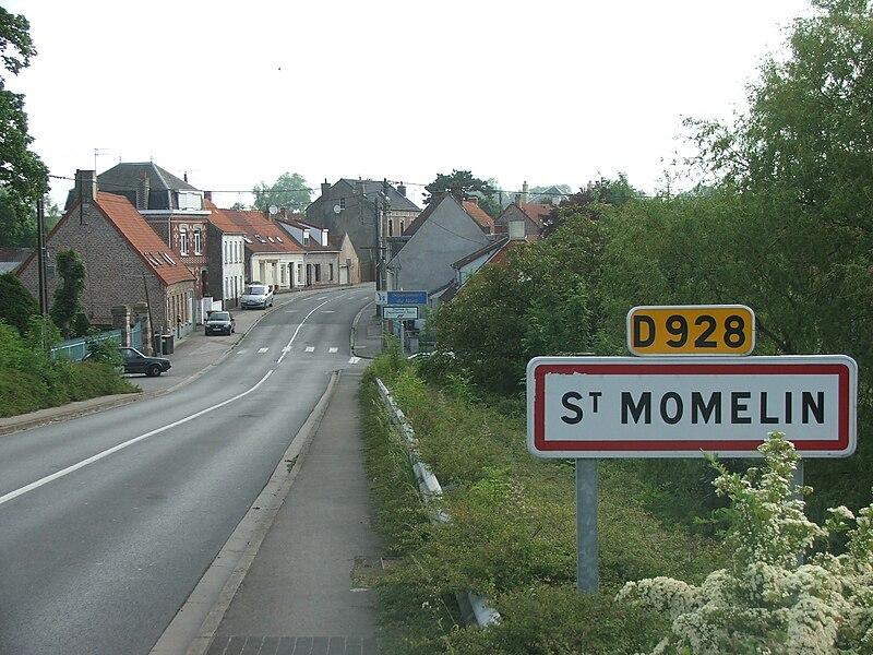 File:Entrée Village St Momelin.JPG