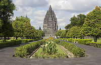 Entrance to Prambanan, 23 November 2013.jpg