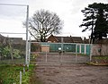 Entrance to Whiteditch allotments - geograph.org.uk - 649988.jpg