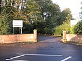 Entrance to Woolton Golf Course - geograph.org.uk - 2654971.jpg