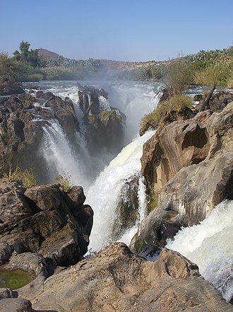 Epupa Falls - Epupa Falls