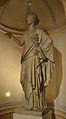 Estàtua de Flora, vestíbul del palau del marqués de Dosaigües, València.JPG