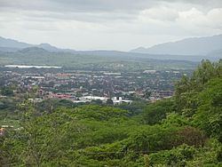 Panoramic of the City of Estelí