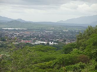 Estelí - Panoramic of the City of Estelí