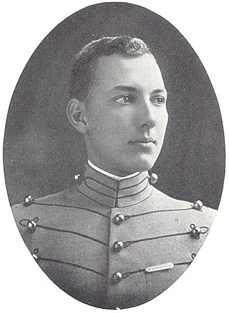 Puerto Rico National Guard - Cadet Luis R. Esteves, 1915