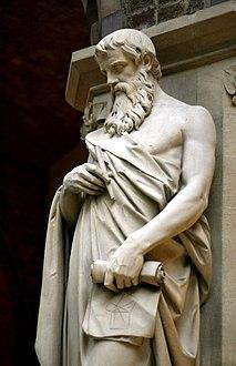 اقليدس 213px-Euclid_statue%2C_Oxford_University_Museum_of_Natural_History%2C_UK_-_20080315