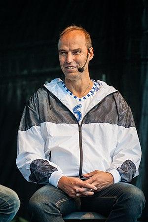 Pekka Markkanen - Image: Euro Basket 2017 Pekka Markkanen