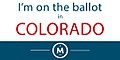 Evan McMullin on ballot in Colorado 13923326.jpg