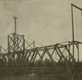 Everett–Snohomish Interurban Line, drawbridge with pivot pole for overhead lines.png