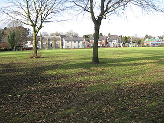 Evington - Evington Village Green