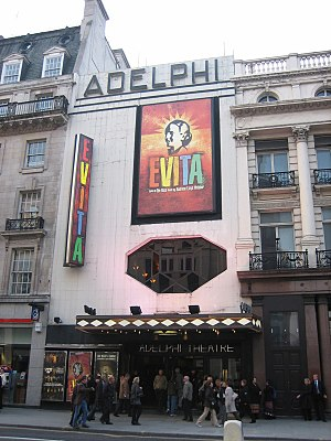 Adelphi Theatre - Adelphi Theatre in 2007