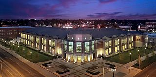 Public library system in Evansville, Indiana