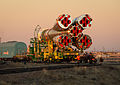 Expedition 38 Soyuz Rollout (201311050014HQ).jpg