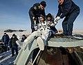 Expedition 61 Soyuz Landing (NHQ202002060003).jpg