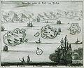 Eylanden onder de Kust van Modon - Dapper Olfert - 1688.jpg