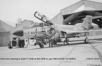 The Russians Are Coming, the Russians Are Coming - 84th Fighter-Interceptor Squadron F-101B Voodoo
