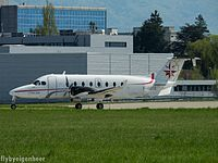 F-HBCE - B190 - Chalair Aviation