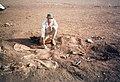 F.J. Krüger, Dinosauriergrabung.jpg