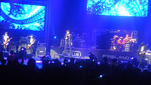 F.T. Island Stand Up concert 20120309.jpg