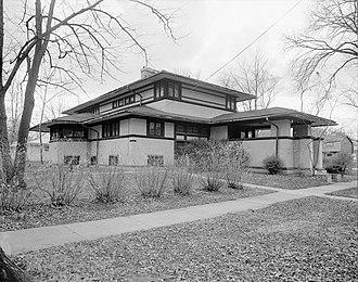 F.B. Henderson House - Image: F. B. Henderson House