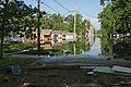 FEMA - 35687 - Receding water on a flooded street in Iowa.jpg
