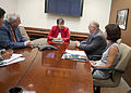 FEMA - 41900 - DHS Secretary Napolitano and FEMA Admin Fugate meet with IAEM in DC.jpg