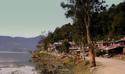 FEWA LAKE POKHARA NEPAL FEB2013 (8568245341).jpg