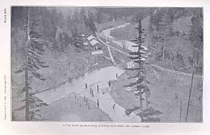 Little White Salmon River - Wikipedia