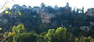 Calvignac - A general view of Calvignac
