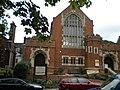 Facade, St Luke's Church, Kidderpore Avenue NW3 - geograph.org.uk - 2082531.jpg