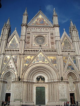 Image illustrative de l'article Cathédrale d'Orvieto