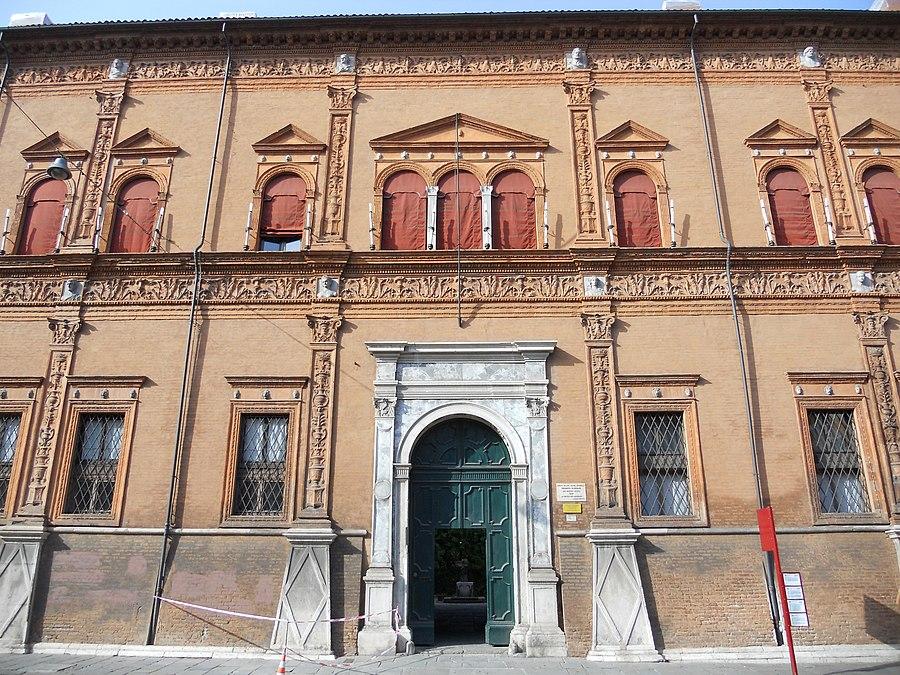 Palazzo Roverella, Ferrara