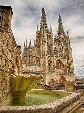 Resultado de imagen de Catedral de Burgos