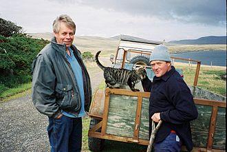Origins of Falkland Islanders - Falkland Islanders.