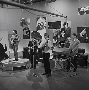 The Fortunes - The Fortunes (Dutch TV, 1966)
